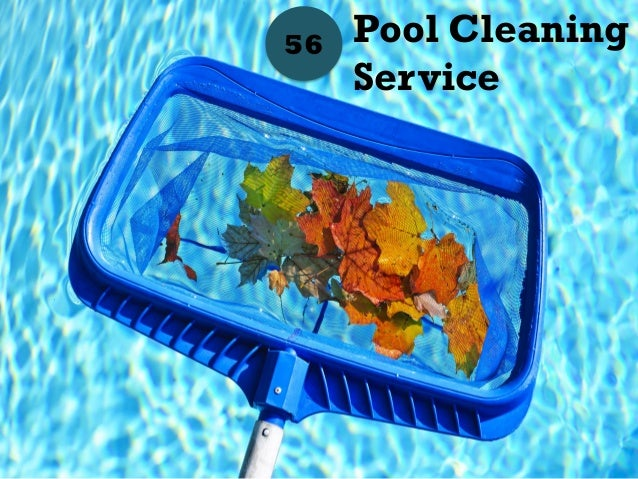 how to start your own pool cleaning service