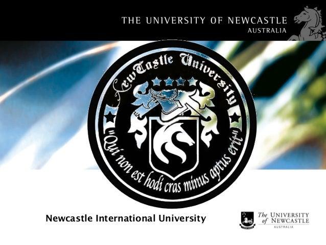 Newcastle International University