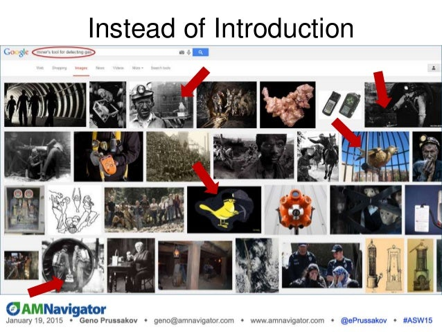 Instead of Introduction