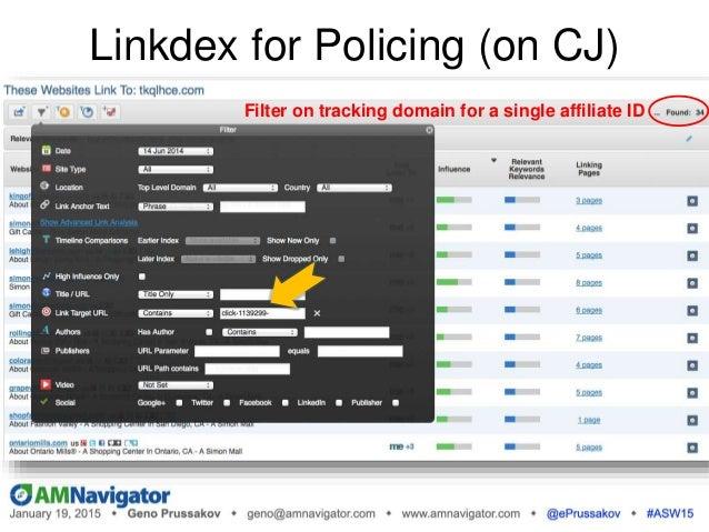 Link Intelligence Example