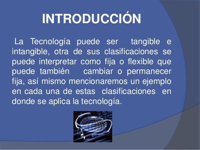 Concepto de tecnologia y su clasificacion for Concepto de oficina y su importancia