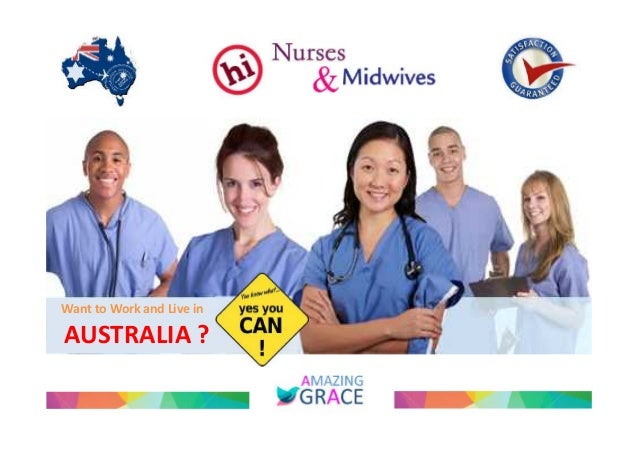 how to become a nurse midwife in australia