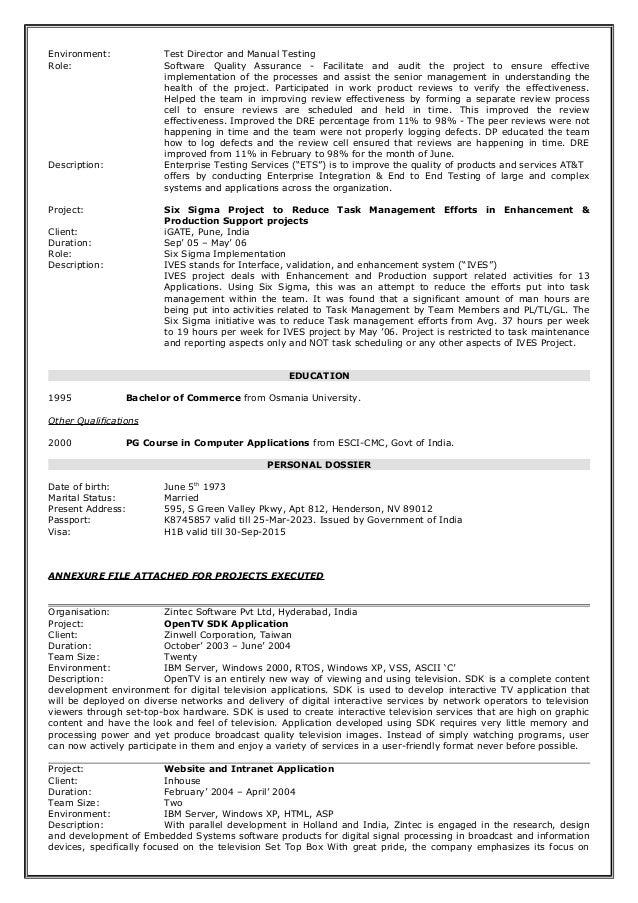 GSCV  eng Resume     net
