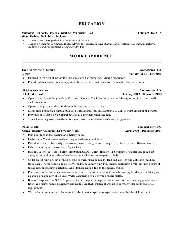 william woods resume