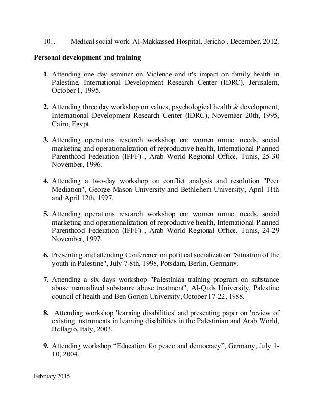 studienberatung rwth writing a resume