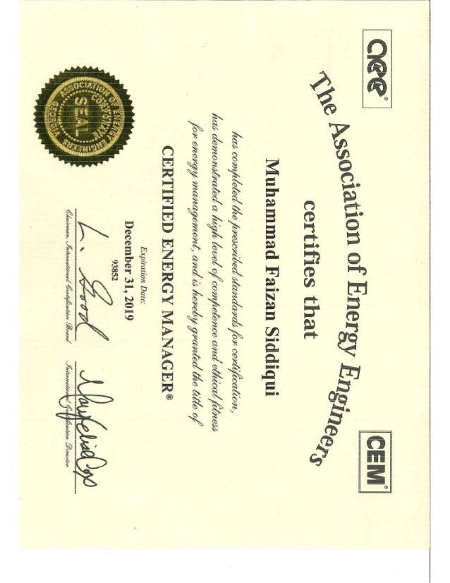 cem certificate faizan siddiqui muhammad copy prochain