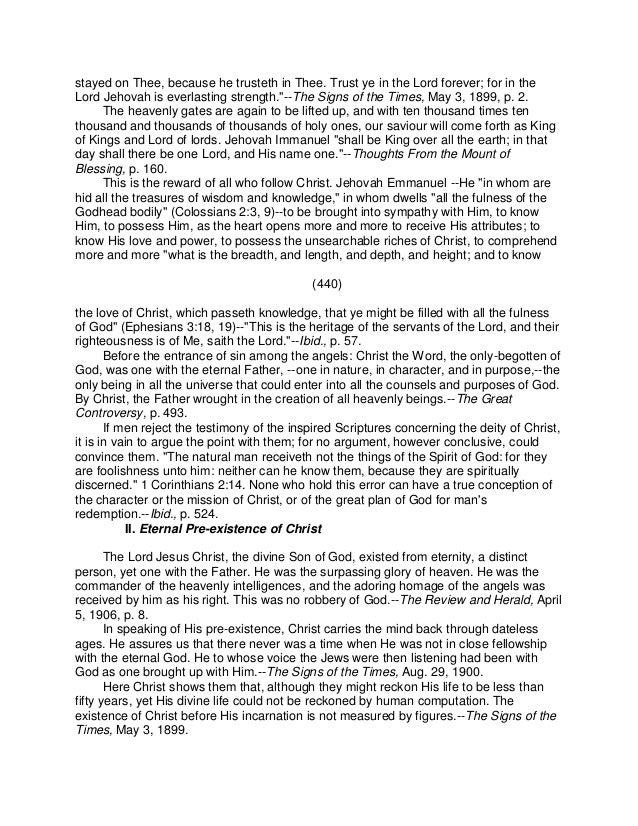 sda bible commentary vol 2 pdf