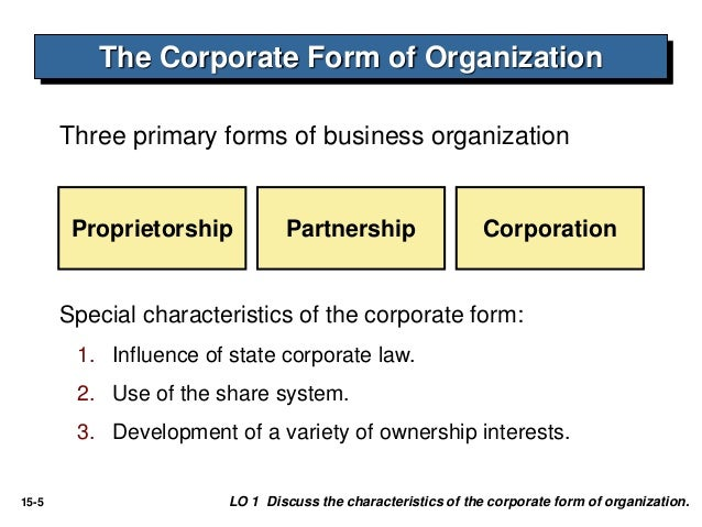 an analysis of three forms of business ownership Hidden power of the big three passive index funds, re-concentration of corporate ownership, and new financial risk.