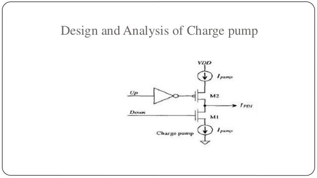 how to make charge pump