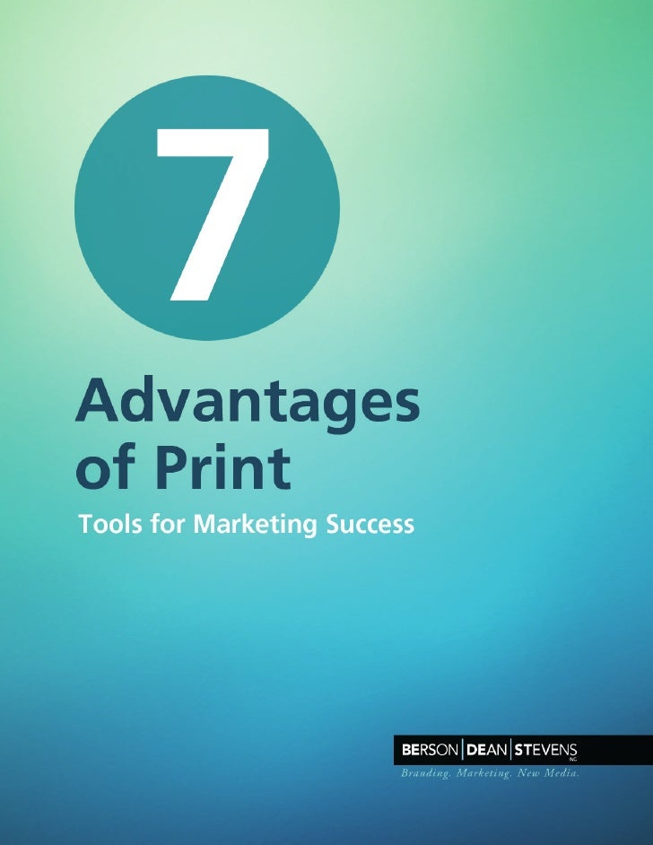 Why you need print in your marketing mix.Although most companies are devoting more of their marketing and advertisingbudge...