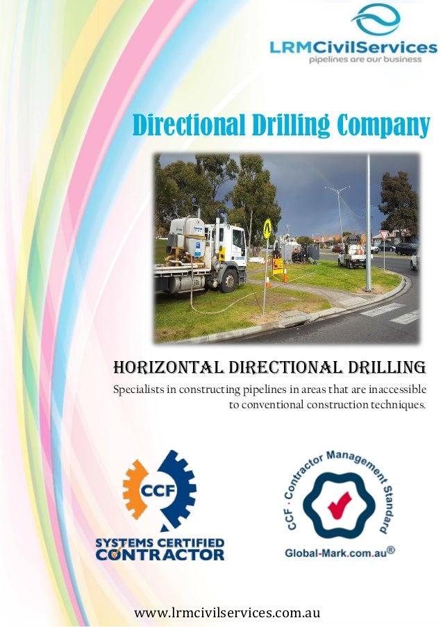 7 Advantages of Choosing Horizontal Directional Drilling