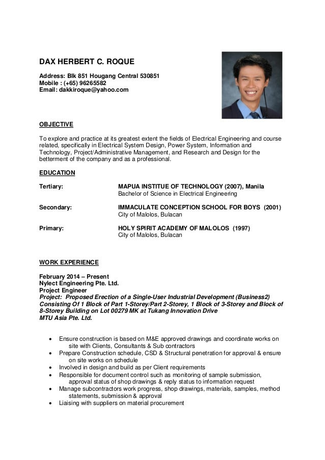Paano gumawa ng resume may