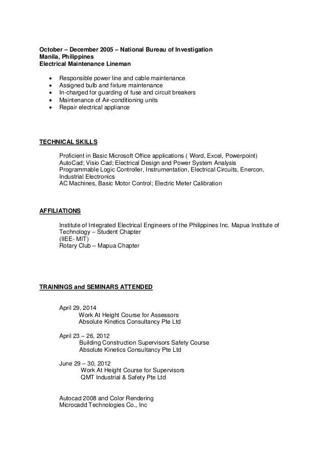 Resume Dax Roque C