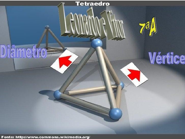 Leonardo e Vitor Vértice Diâmetro 7ªA