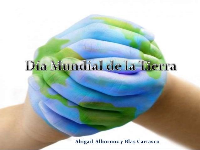 Abigail Albornoz y Blas Carrasco