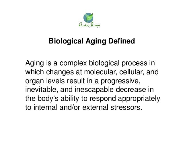 biological aspects of aging