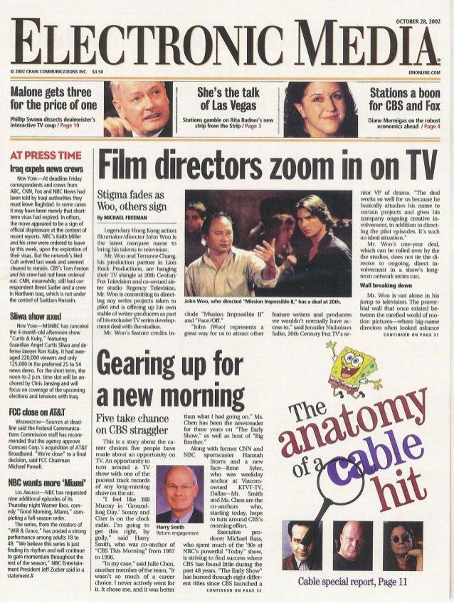 FilmDirectorsToTV10.28.02