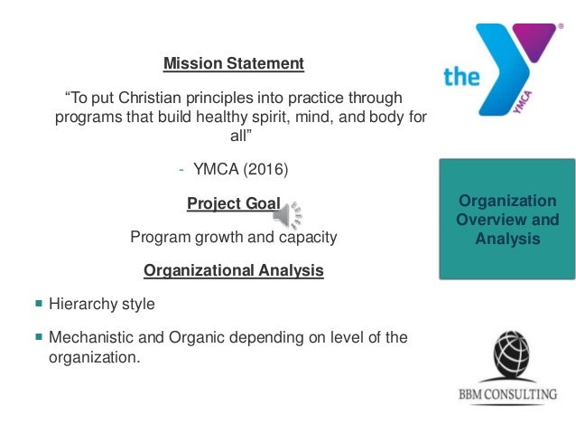 ymca change action project presentation