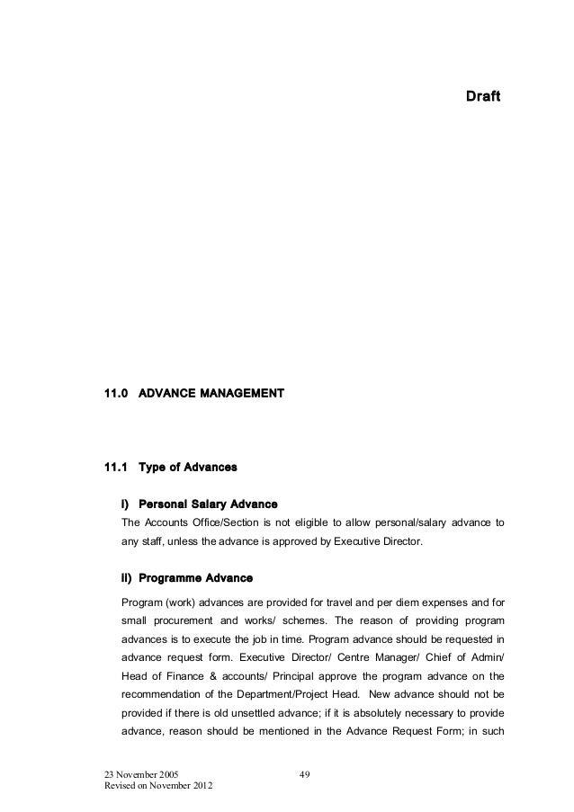 23 November 2005 Revised On November 2012 48; 49.