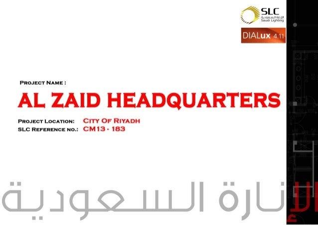 AL ZAID HEADQUARTERS