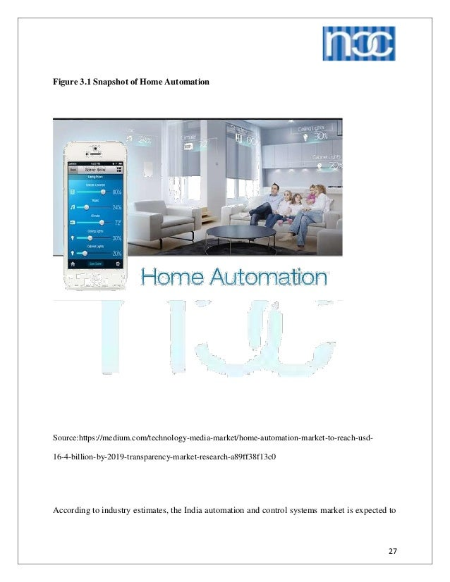 Market Potential Of Home Automation