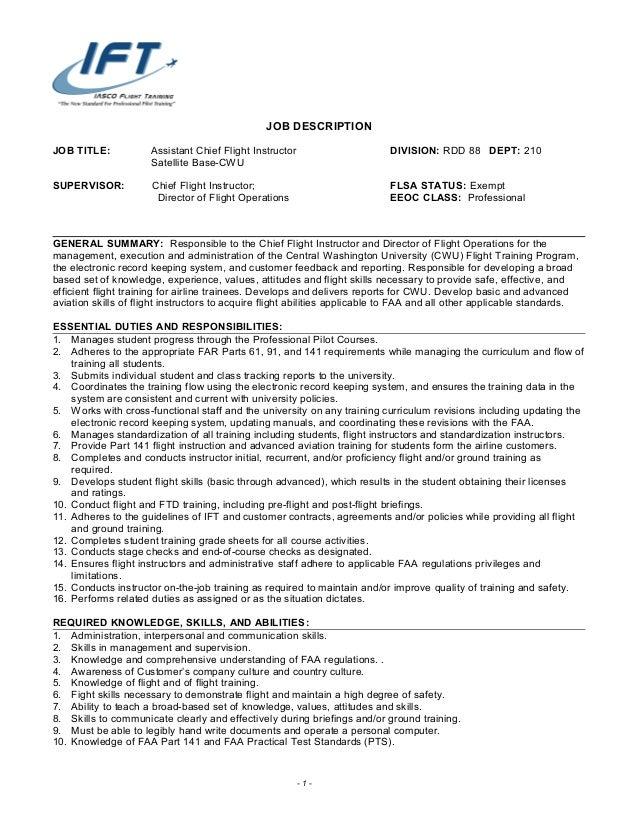 cfi resume jobs and internship postings flight instructor. stocker ...