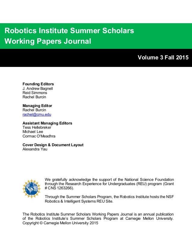 Journal-RISS2015 Slide 2