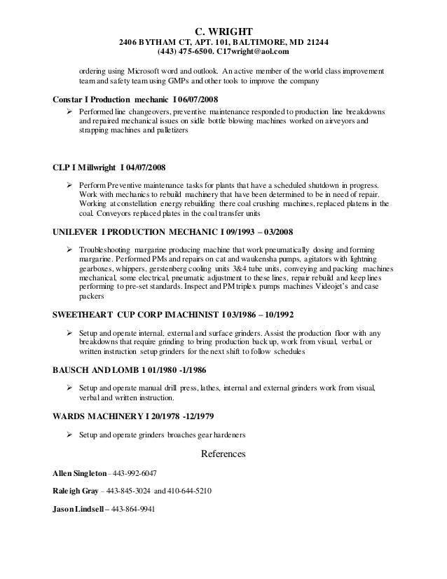 Fancy Constellation Energy Resume Image Collection - Best Resume ...