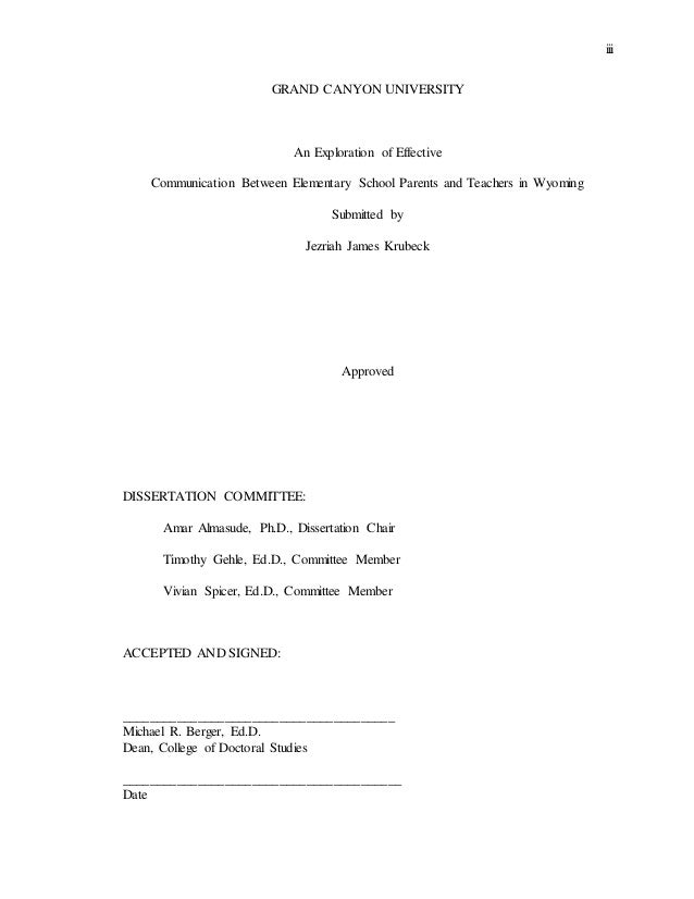 Doctoral dissertation university of phoenix