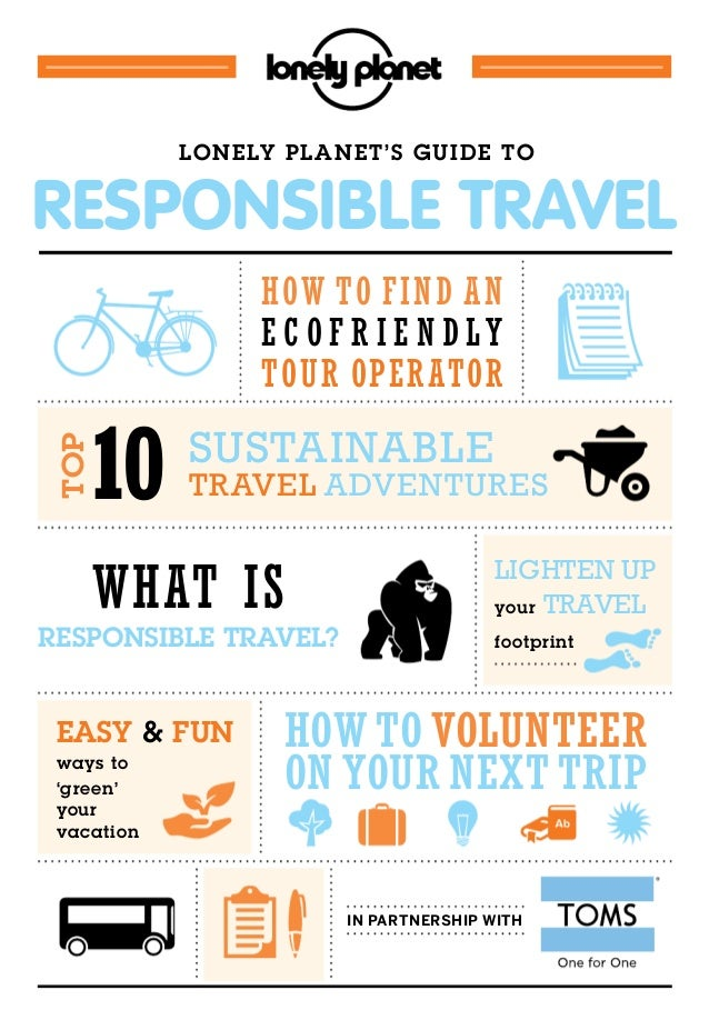 How to Volunteer on your next trip 10 LoneLy PLanet's Guide to in partnership with easy & fun SuStainable travel adventure...