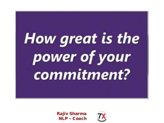 Rajiv Sharma NLP – Coach