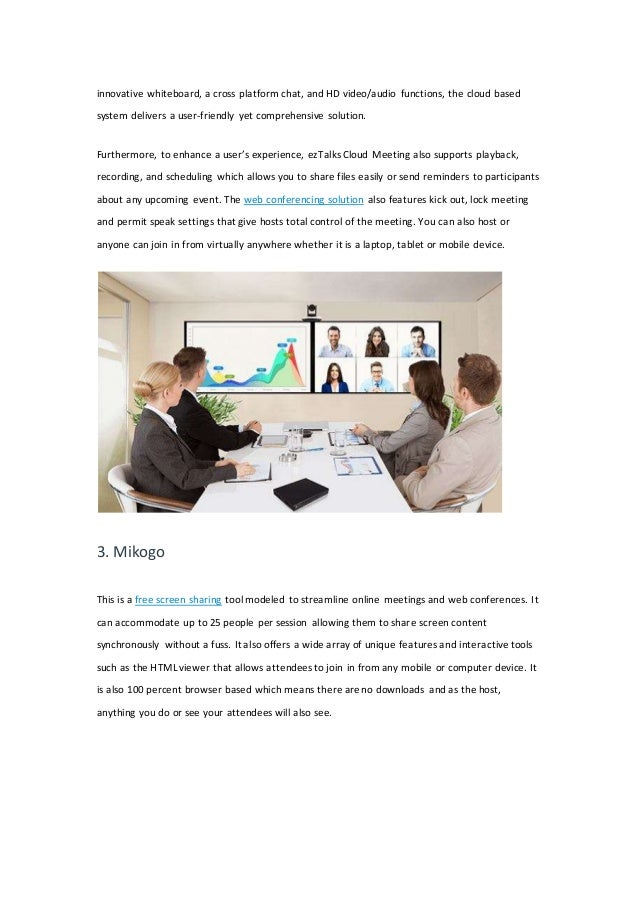 7 best open source web meeting software review
