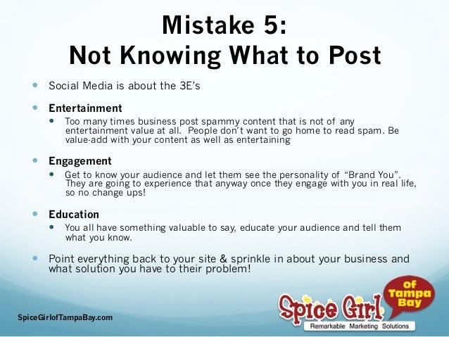 how to make a social media