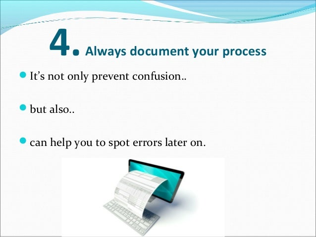 5.Keep receipt of expenses By keeping receipt.. You can know how much you are spending on your business.