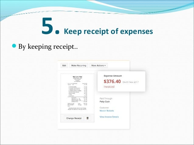 6.Track Your Receivables Only issuing invoices are not enough