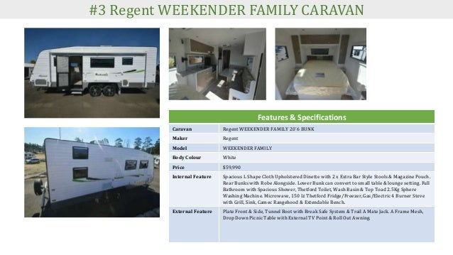 7 Brand New Caravan Models 2015 Edition
