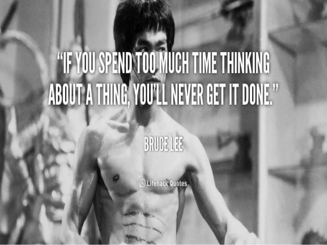 7 bruce lee quotes every entrepreneur should know. Slide 3