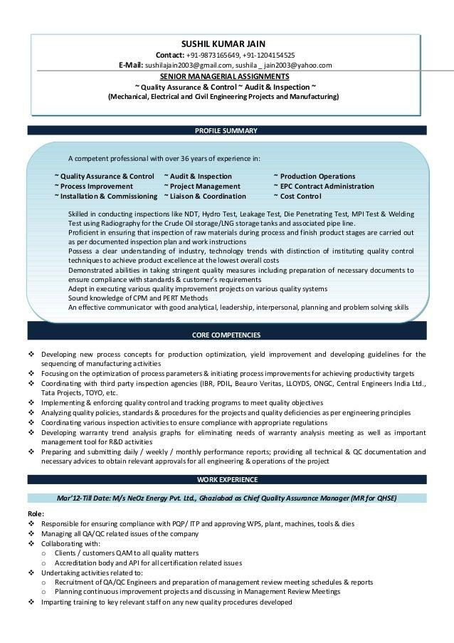 Sushil Kumar Jain resume (International) mod 3