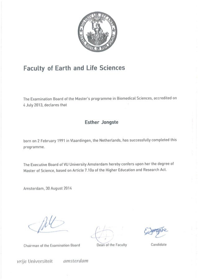 Uva master thesis online