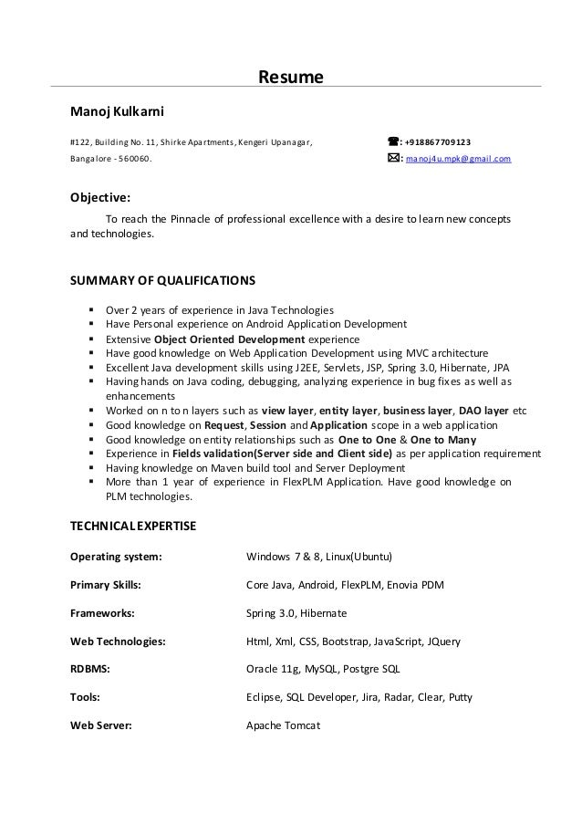 resume skills and qualifications exles resume templates