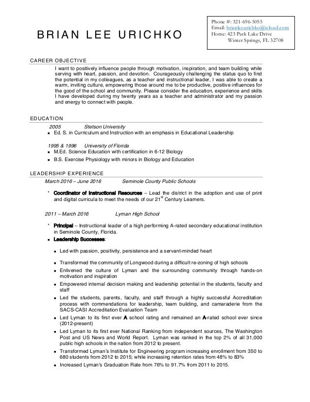 exercise physiologist resume exercise science resume