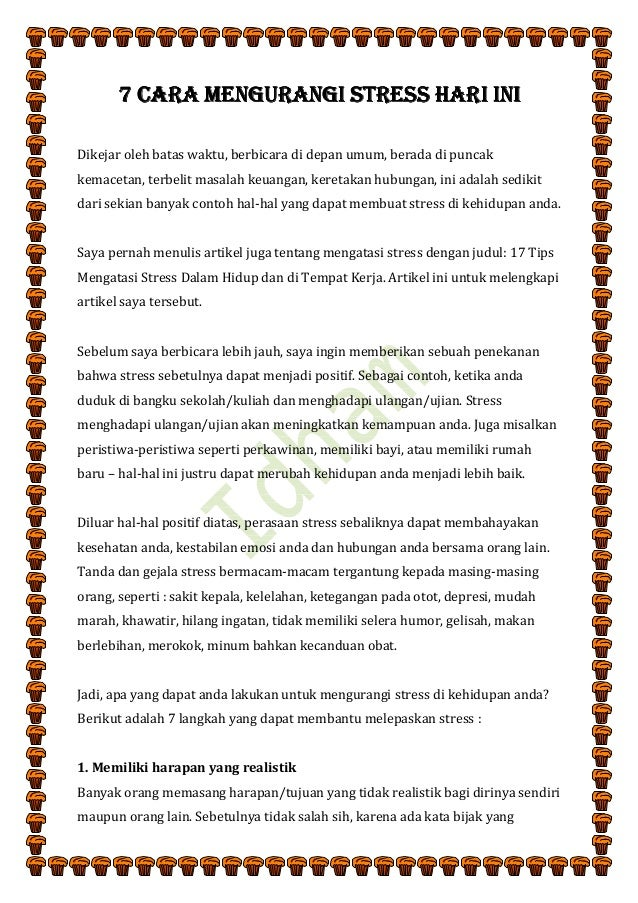 7 CARA MENGURANGI STRESS HARI INI7 CARA MENGURANGI STRESS HARI INI7 CARA MENGURANGI STRESS HARI INI7 CARA MENGURANGI STRES...