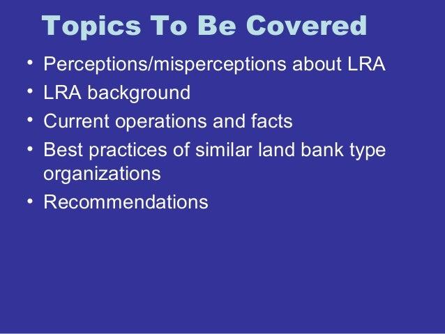 LRA_presentation2011[1] Slide 2