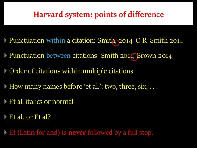 difference between vancouver and harvard referencing pdf