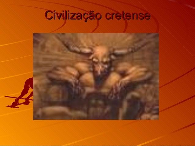 Civilização cretenseCivilização cretense