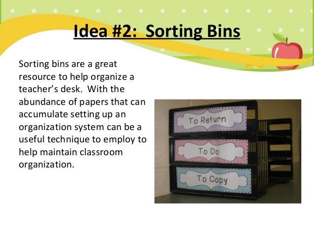 Innovative Ideas For Classroom Management ~ Creative classroom organization ideas