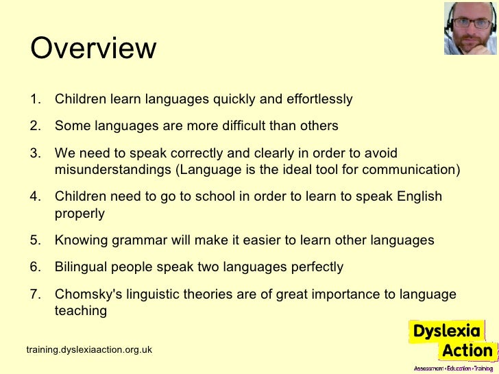 7 Common Myths About Language And Learning Slide 2