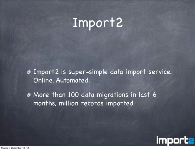 7 common problems with salesforce data migration Slide 3