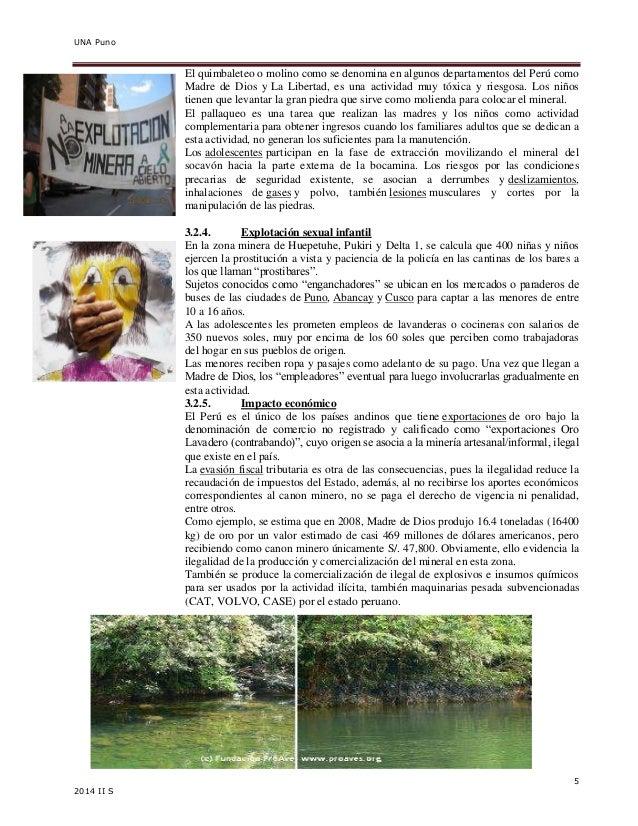 UNA Puno  5  2014 II S  El quimbaleteo o molino como se denomina en algunos departamentos del Perú como  Madre de Dios y L...
