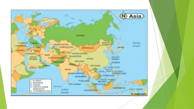 7 continents of the world and the 5 Oceans By MrAllah Dad Khan Visit